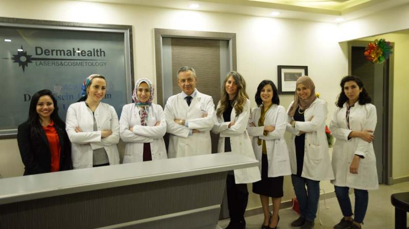 Laser Hair Removal Staff clinics
