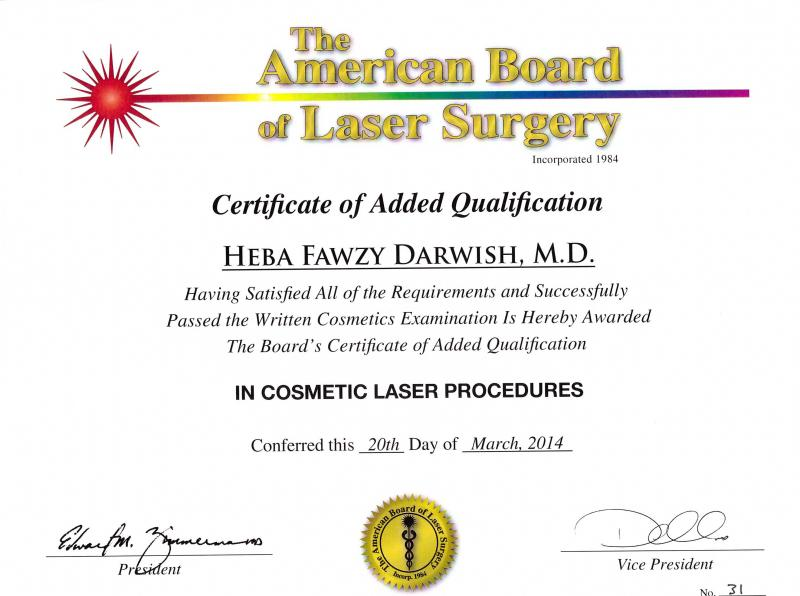 American Board of Laser Surgery